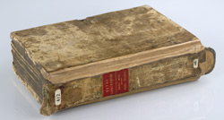 Medieval Binding, On A Collection Of The Lives Of English And Augustinian Saints